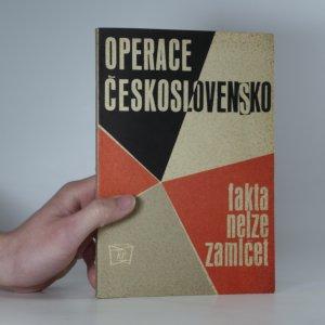 náhled knihy - Operace Československo