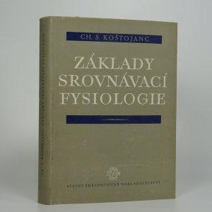 náhled knihy - Základy srovnávací fysiologie