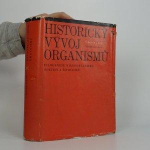 náhled knihy - Historický vývoj organismů