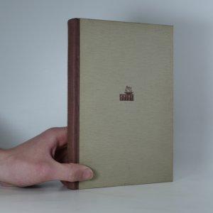 náhled knihy - Opera a balet staré gardy Národního divadla