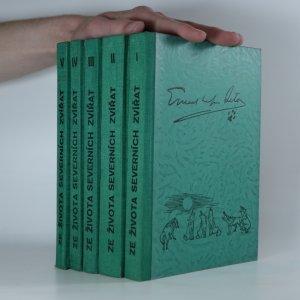 náhled knihy - Ze života severních zvířat I-V (5 svazků)
