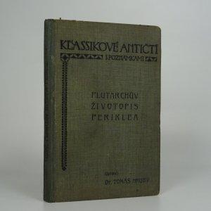 náhled knihy - Plutarchův životopis Periklea