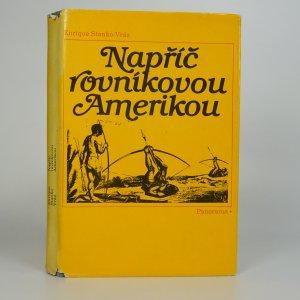 náhled knihy - Napříč rovníkovou Amerikou