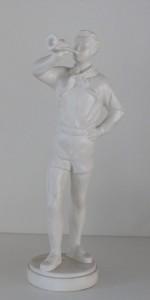 náhled knihy - Sádrová soška pionýra