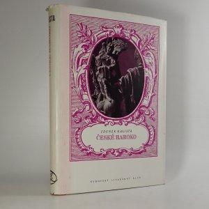náhled knihy - České baroko