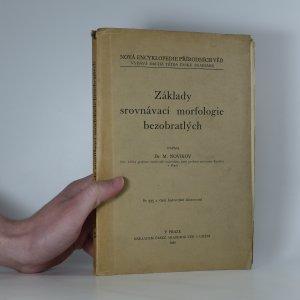náhled knihy - Základy srovnávací morfologie bezobratlých