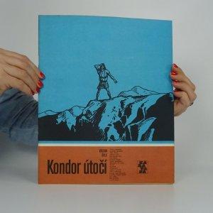 náhled knihy - Kondor útočí