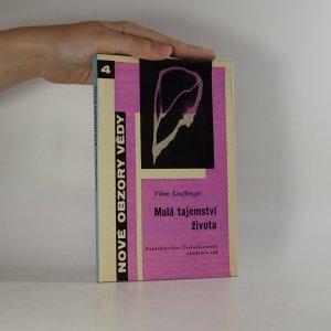 náhled knihy - Malá tajemství života