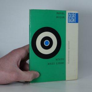 náhled knihy - Místo mezi lidmi