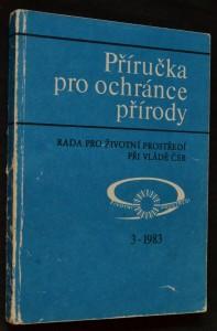 náhled knihy - Příručka pro ochránce přírody