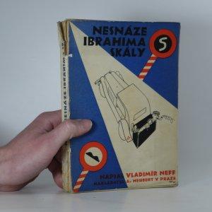 náhled knihy - Nesnáze Ibrahima Skály