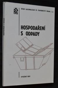 náhled knihy - Hospodaření s odpady