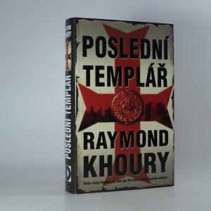 náhled knihy - Poslední templář