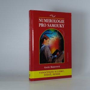 náhled knihy - Numerologie pro samouky: vypočítejte si lásku, štěstí, peníze
