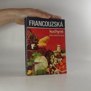 náhled knihy - Francouzská kuchyně