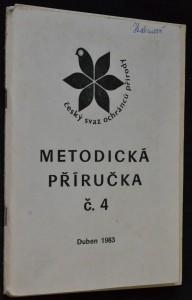 náhled knihy - Metodická příručka č. 4