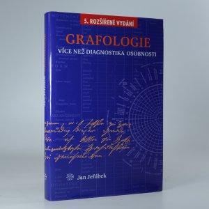 náhled knihy - Grafologie - více než diagnostika osobnosti