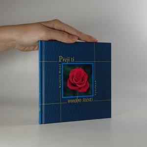 náhled knihy - Přeji ti mnoho štěstí