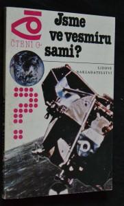 náhled knihy - Jsme ve vesmíru sami?