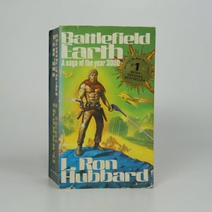 náhled knihy - Battlefield Earth. A saga of the year 3000
