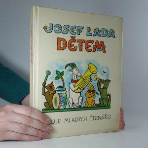 náhled knihy - Josef Lada dětem