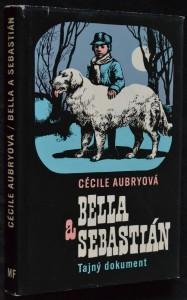 náhled knihy - Bella a Sebastián: Tajný dokument