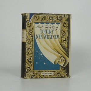 náhled knihy - Toulky nenávratnem