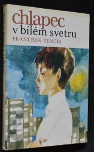 náhled knihy - Chlapec v bílém svetru