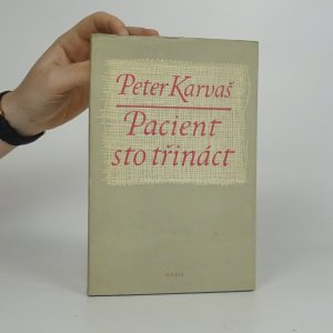 náhled knihy - Pacient sto třináct
