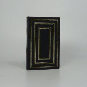 náhled knihy - Pan V.H.B. Umělec a kamarád.