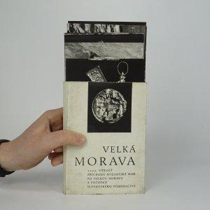 náhled knihy - Velká Morava. 1100. výročí příchodu byzantské mise na Velkou Moravu a počátků slovanského písemnictví. Soubor 20 pohlednic