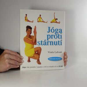 náhled knihy - Jóga proti stárnutí