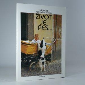 náhled knihy - Život je pes...