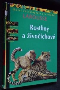 náhled knihy - Rostliny a živočichové