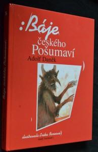 náhled knihy - Báje českého Pošumaví