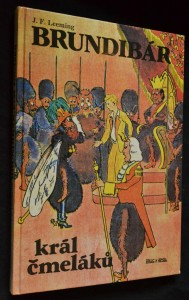 náhled knihy - Brundibár, král čmeláku