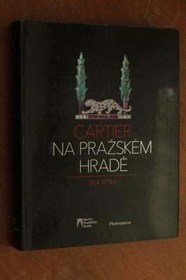 náhled knihy - Cartier na Pražském hradě