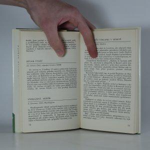 antikvární kniha Tokio volá Honolulu, 1975
