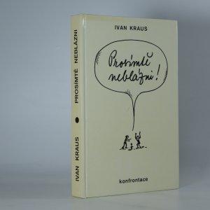 náhled knihy - Prosím tě neblázni