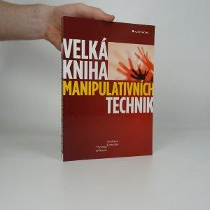 náhled knihy - Velká kniha manipulativních technik
