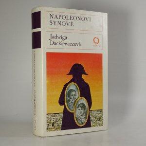 náhled knihy - Napoleonovi synové