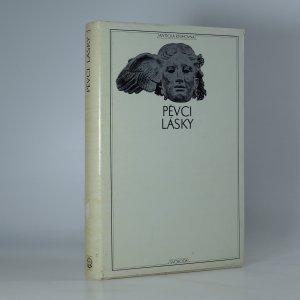 náhled knihy - Pěvci lásky