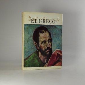 náhled knihy - El Greco. Malíř absolutna