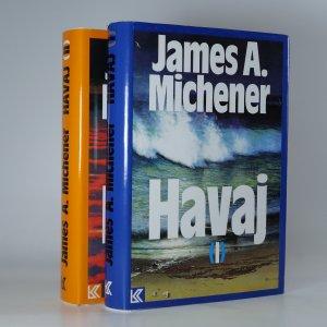 náhled knihy - Havaj. 1. a 2. díl. (2 svazky)