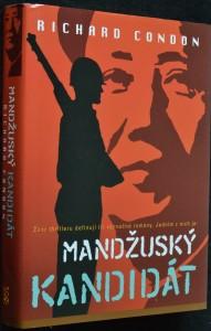 náhled knihy - Mandžuský kandidát