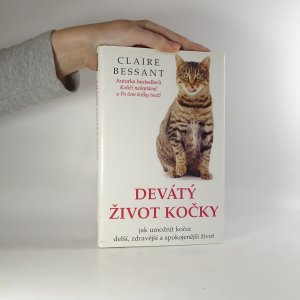 náhled knihy - Devátý život kočky. Jak umožnit kočce delší, zdravější a šťastnější život
