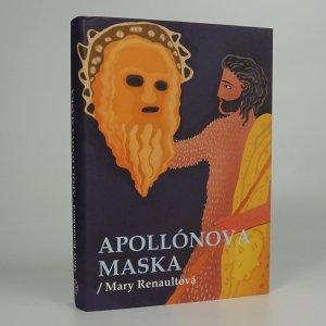 náhled knihy - Apollónova maska