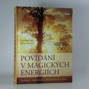 náhled knihy - Povídání v magických energiích