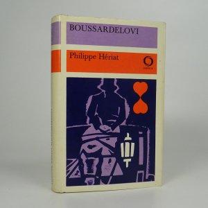 náhled knihy - Boussardelovi