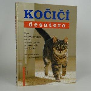 náhled knihy - Kočičí desatero